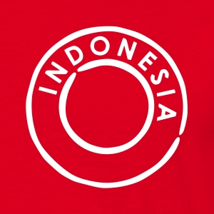 Rouge Indonesie - Indonesia T-shirts - T-shirt Homme