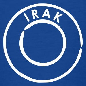 Royalblau Irak Kinder T-Shirts - Teenager T-Shirt