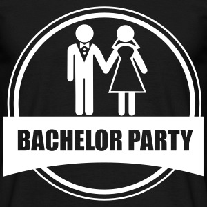 Bachelor party, stag do  - Men's T-Shirt