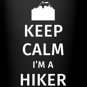 Keep Calm I'm a Hiker Tazze & Accessori - Tazza monocolore