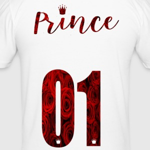 Prince  - Männer Slim Fit T-Shirt