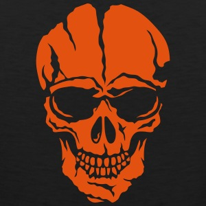 Skull halloween 1022 Sports wear - Men's Premium Tank Top