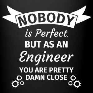 Nobody is Perfect But as An Engineer You are Prett Bouteilles et Tasses - Tasse en couleur