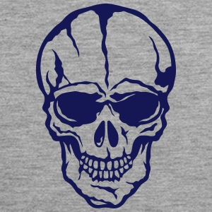 Skull halloween 102 Sports wear - Men's Premium Tank Top