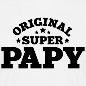 original super papy Tee shirts - T-shirt Homme