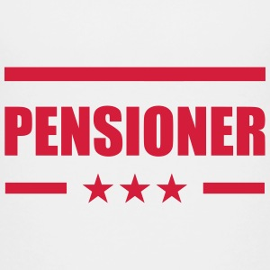 pensionering / pensionist / pension / boarder T-shirts - Teenager premium T-shirt