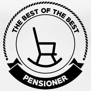 pensionering / pensionist / pension / boarder T-shirts - Dame premium T-shirt
