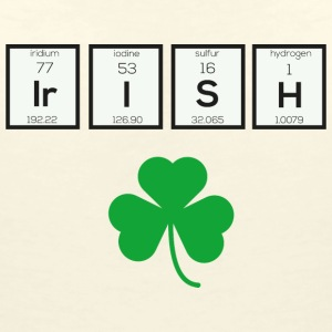 Irish chemical element Sf5yk T-Shirts - Women's V-Neck T-Shirt