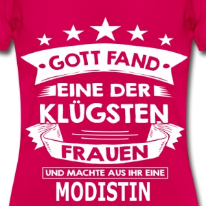 modistin T-Shirts - Frauen T-Shirt