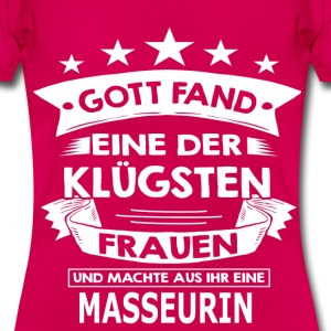 masseurin T-Shirts - Frauen T-Shirt