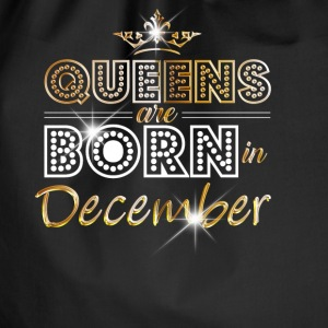 December - Queen - Birthday - 2 Tassen & rugzakken - Gymtas
