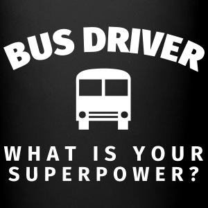 Bus Driver - What is Your Mugs & Drinkware - Full Colour Mug