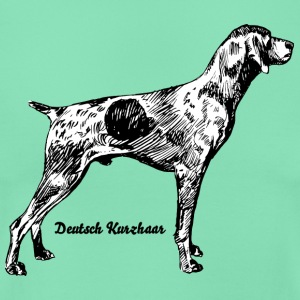 Hund Deutsch Kurzhaar T-Shirts - Frauen T-Shirt