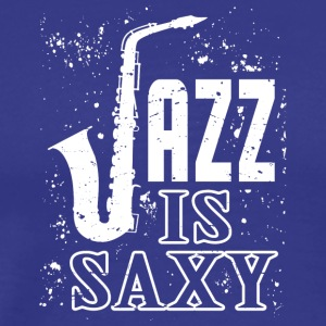 I love Jazz - Männer Premium T-Shirt