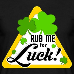 Rub me for Luck T-Shirts - Männer T-Shirt