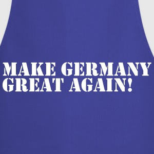 MAKE GERMANY GREAT AGAIN - DEUTSCHLAND SHIRTS - Kochschürze