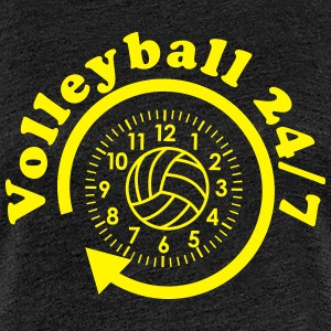 VolleyballFREAK Volleyball 24/7 MP T-Shirts - Frauen Premium T-Shirt