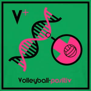 VolleyballFREAK DNA MP T-Shirts - Männer T-Shirt