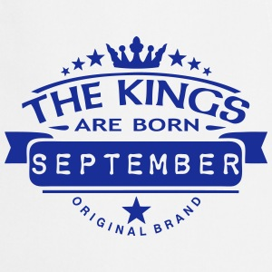 september kings born birth month crown  Grembiuli - Grembiule da cucina