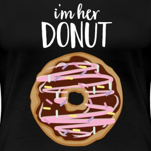 I'm His Coffee | I'm Her Donut (Part 1) Tee shirts - T-shirt Premium Femme