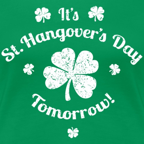 St. Hangover's Day