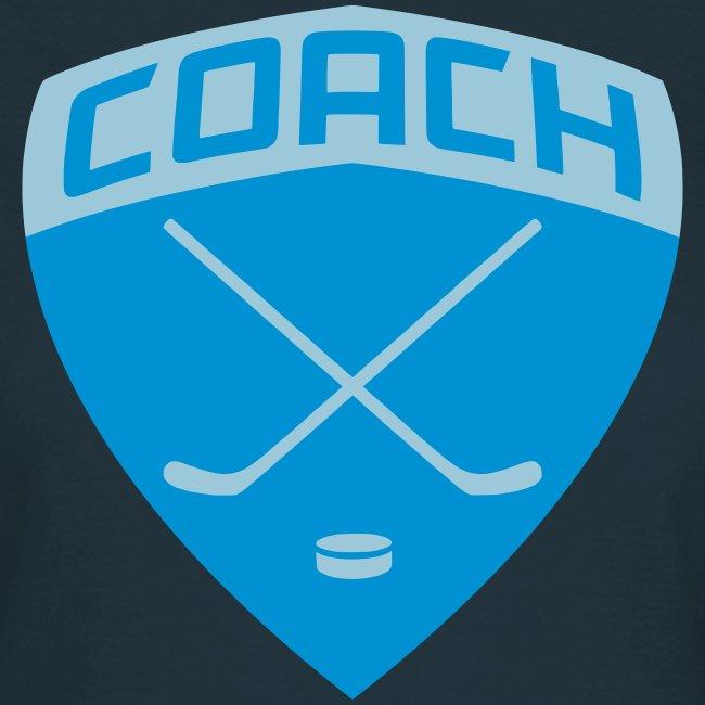 Ice Hockey Coach Women's T-Shirt