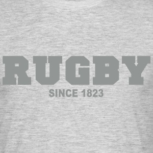 Rugby Since 1823 - Men's T-Shirt