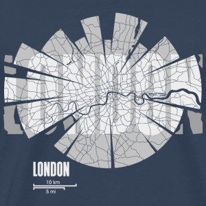 London T-Shirts - Männer Premium T-Shirt