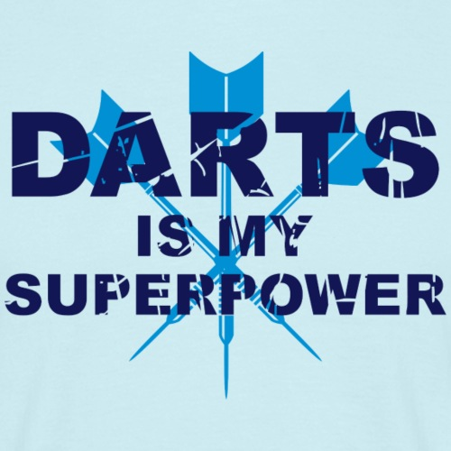 darts is my superpower