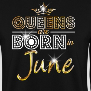 June - Queen - Birthday - 2 Hoodies & Sweatshirts - Men's Sweatshirt