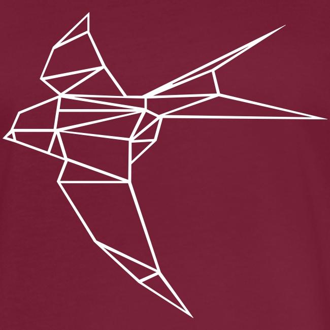 Geometrischer Vogel