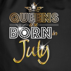July - Queen - Birthday - 2 Tassen & rugzakken - Gymtas