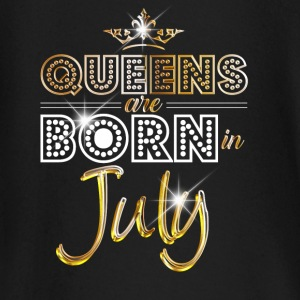 July - Queen - Birthday - 2 Baby Long Sleeve Shirts - Baby Long Sleeve T-Shirt