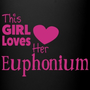 This Girl Loves Her Euphonium, Mug - Full Colour Mug