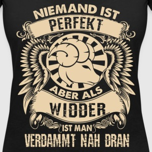 Aries - sterrenbeeld is perfect T-shirts - Vrouwen T-shirt met V-hals