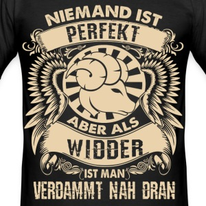 Aries - sterrenbeeld is perfect T-shirts - slim fit T-shirt
