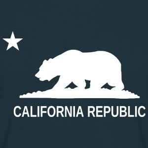 California Republic T-Shirts - Männer T-Shirt