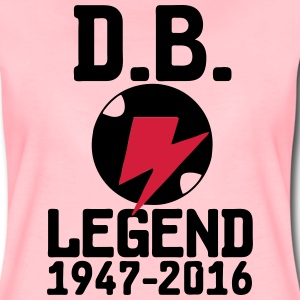 Legend D.B. (David Bowie) - Frauen Premium T-Shirt