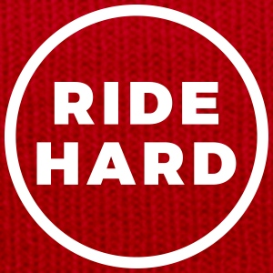 RIDE HARD - Beanie - Wintermütze
