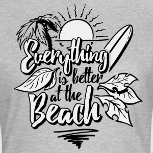 Beach - Frauen T-Shirt