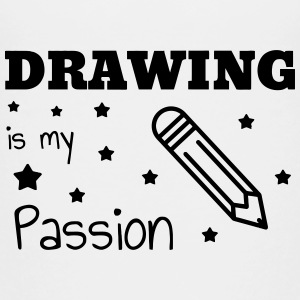 Dessin / Dessinateur / Drawing / Drawer Tee shirts - T-shirt Premium Enfant