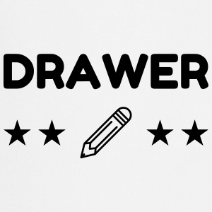 Dessin / Dessinateur / Drawing / Drawer Tabliers - Tablier de cuisine