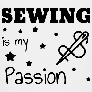 Sewing Sewer Couture Fashion Nähen Schneider Shirts - Teenage Premium T-Shirt