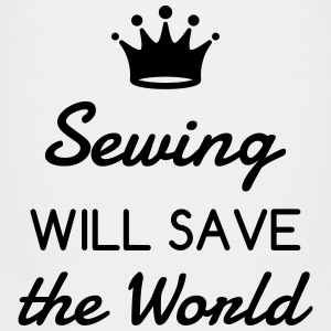 Sewing Sewer Couture Fashion Nähen Schneider Shirts - Kids' Premium T-Shirt