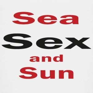 Sea sex and sun Tee shirts - T-shirt Premium Ado