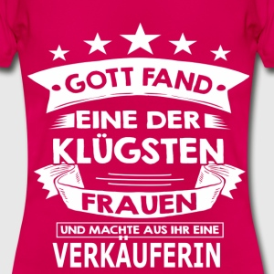 verkaeuferin T-Shirts - Frauen T-Shirt