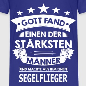 segelflieger T-Shirts - Teenager Premium T-Shirt