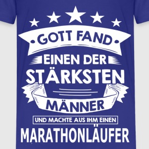 marathonlaeufer T-Shirts - Teenager Premium T-Shirt