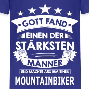 mountainbiker T-Shirts - Teenager Premium T-Shirt