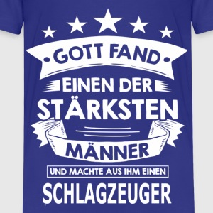 schlagzeuger T-Shirts - Teenager Premium T-Shirt